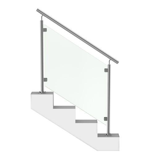Rampe Escalier inox et Rambarde | InoxDesign ®