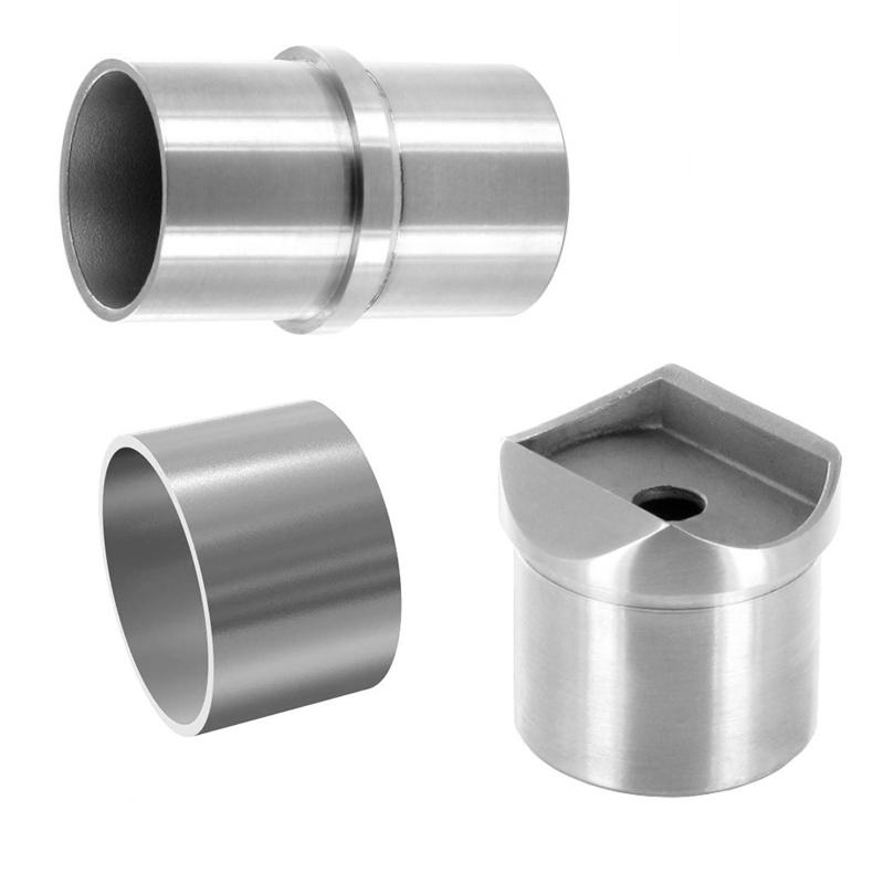 Jonctions et liaisons pour tubes inox