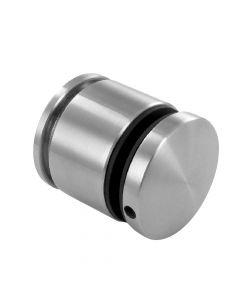 Point de Fixation Verre ø52mm à Entretoise Réglable de 36 à 45mm