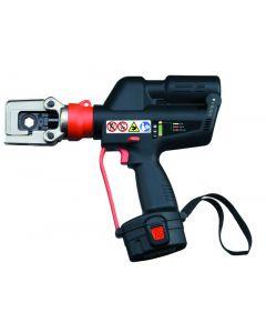 Presse à Sertir Hydraulique  Automatique pour Câbles Inox