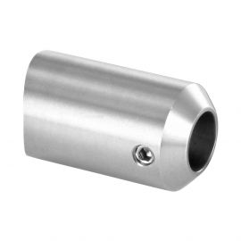 Support Axial pour Barre inox à Fixer sur Tube