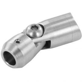 Support de barre orientable sur tube
