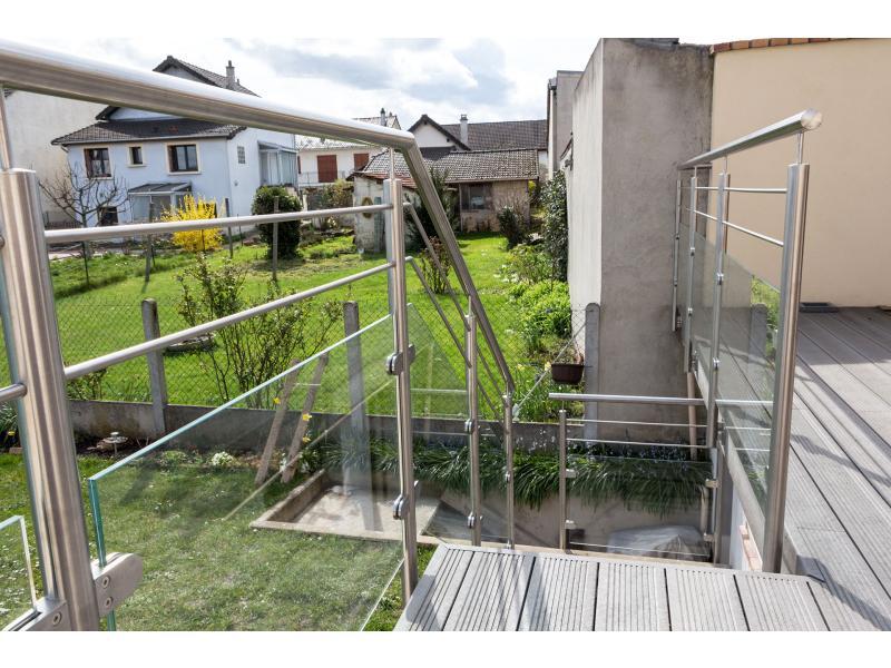 balustrade escalier pas cher