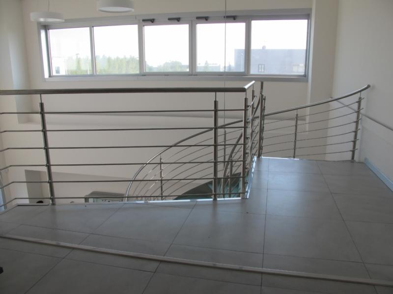 escalier inox design marches en verre  inoxdesign 8