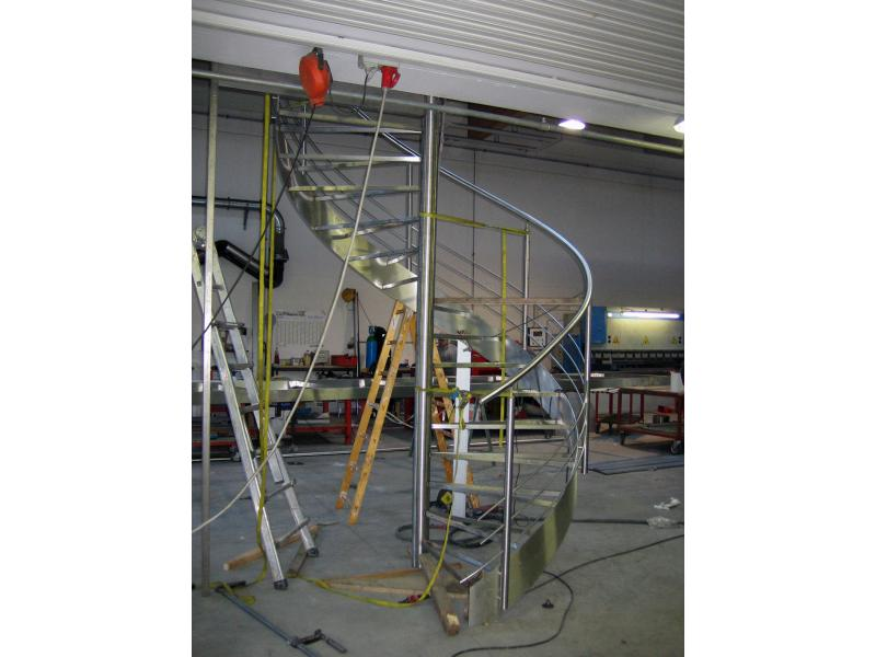 escalier inoxdesign 110 1099