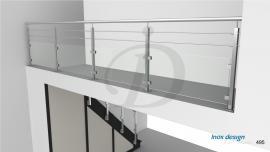 Balustrade Verre Mezzanine
