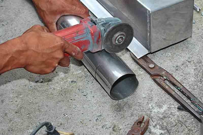 soudure aluminium