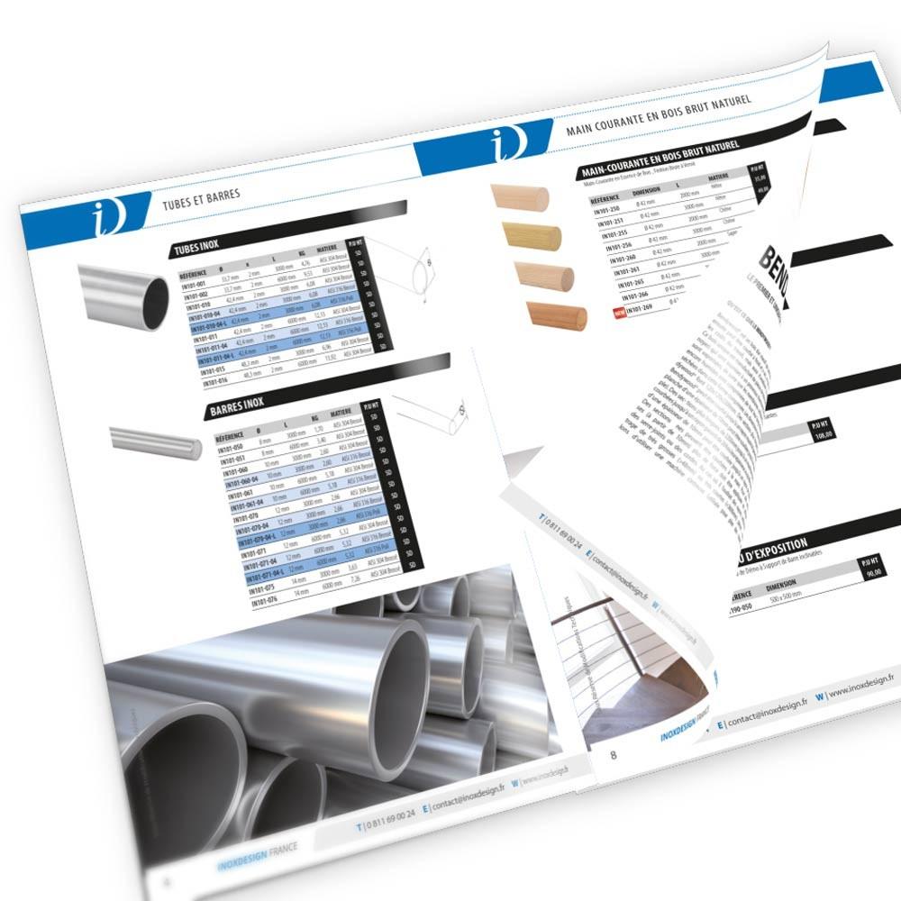 Catalogue Papier 260 Pages