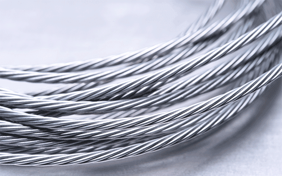 bobine de cable inox 316