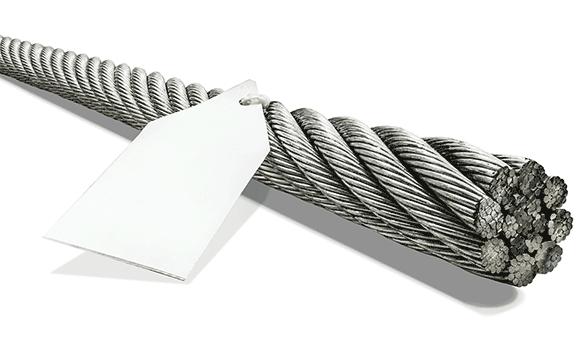 cable inox 316 souple pour garde corps