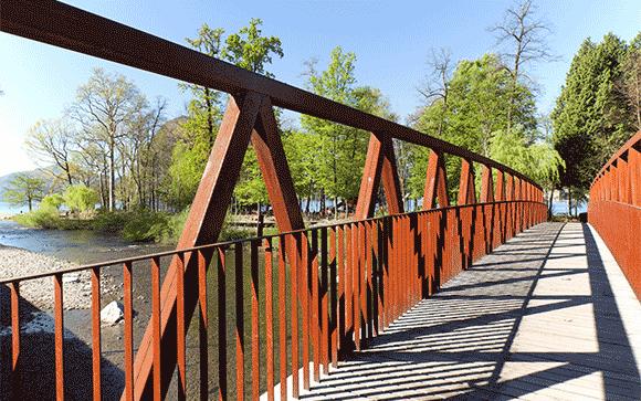 pont en corten