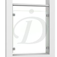 garde-corps fenêtre banque d'images projet inoxdesign