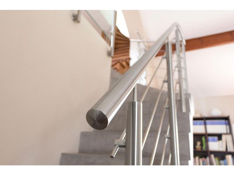 garde corps inox escalier versailles