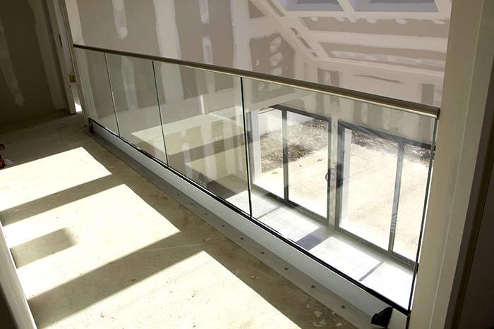 garde corps terrasse aluminium