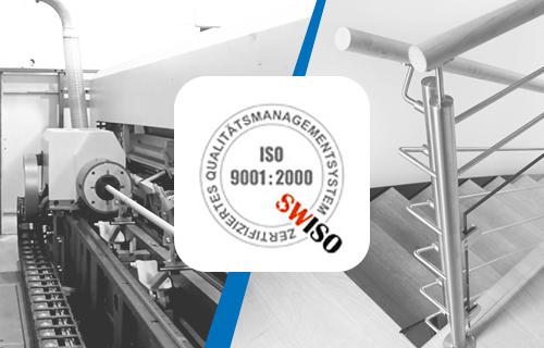 inoxdesign ISO 9001