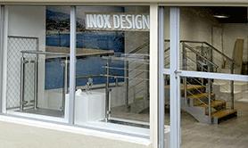 Showroom Inoxdesign Paris - Meudon sur Seine
