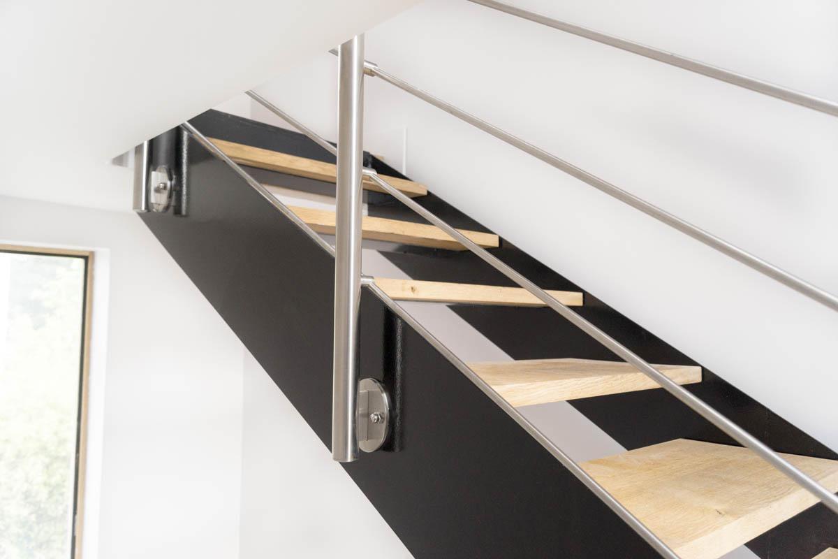 créer un escalier industriel