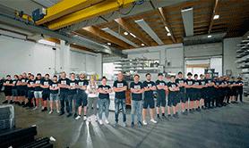 Usine Fabrication Garde-corps